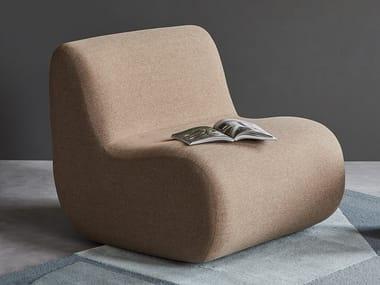Fabric armchair BREAD