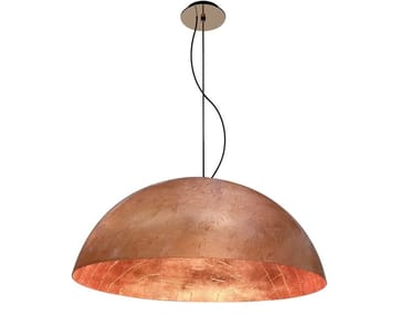 Glass-fibre pendant lamp BRERA II   Pendant lamp