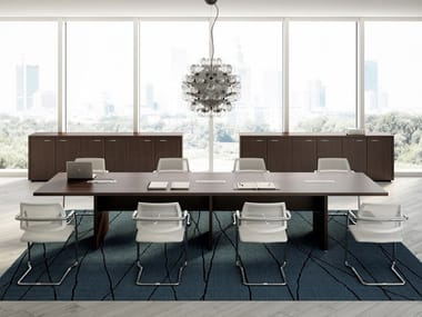 Modular meeting table BRERA | Meeting table