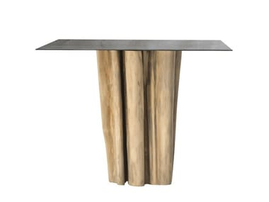 Square dining table BRICK 32