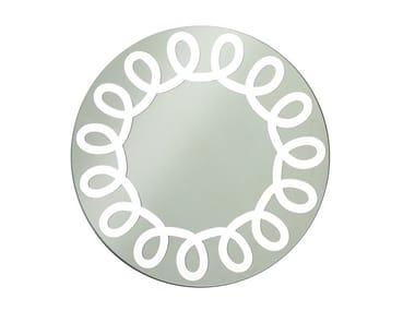 Espelho redondo de parede BRICK 99