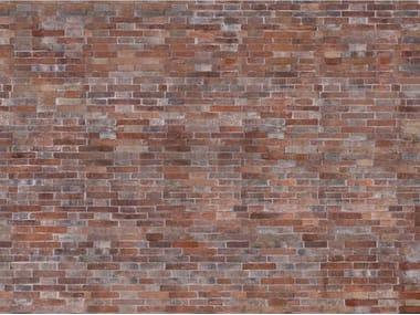 Papel de parede com efeito de tijolos BRICK