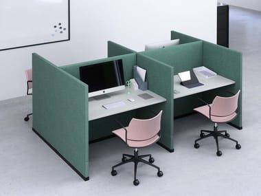 Bürokabine BRICKS WORKSPOT