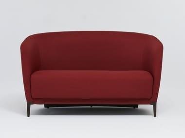 Fabric small sofa BRIDGE MONTAIGNE | Small sofa