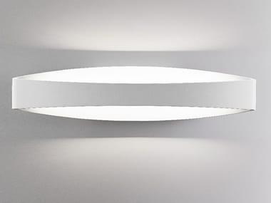 Lampada da parete in alluminio pressofuso BRIDGE | Lampada da parete