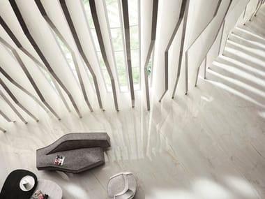 Pavimento/rivestimento in gres porcellanato effetto marmo BRIGHT ONYX