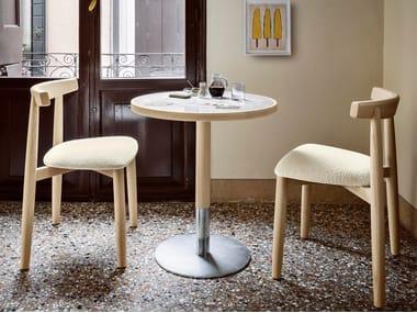 Round table BRISCOLA