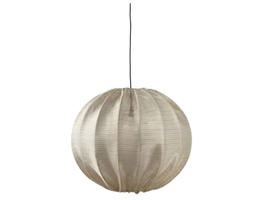Fabric pendant lamp BUBBLE | Pendant lamp