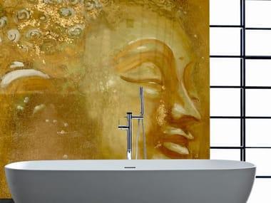 Indoor Kerlite® wall tiles BUDDHA