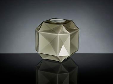Blown glass vase BURANO