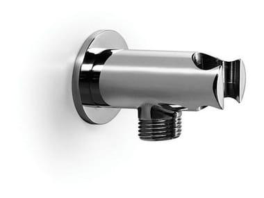 Wall elbows BUSI & CANE | Presa acqua tonda e supporto