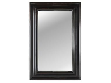 Freestanding framed wooden mirror BYRON | Freestanding mirror