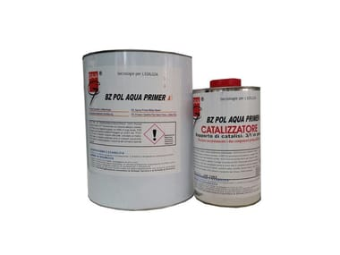 Additive and resin for waterproofing BZ POL ACQUA Primer