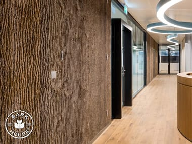 Revêtement mural en bois Bark House® POPLAR BARK WALL PANELS