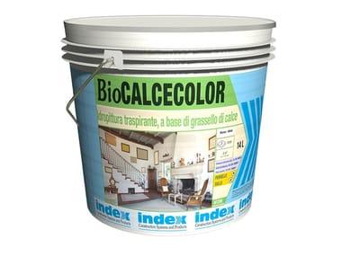 Idropittura traspirante BioCALCECOLOR