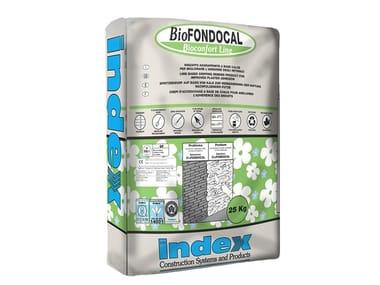 Rinzaffo aggrappante a base di calce idraulica naturale BioFONDOCAL