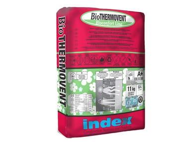 Intonaco deumidificante termoisolante ignifugo BioTHERMOVENT