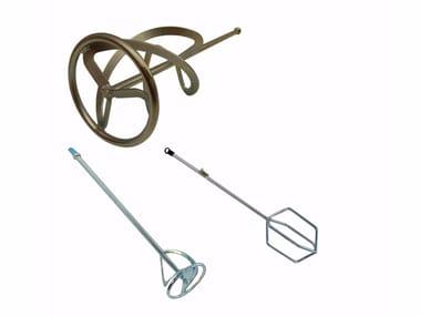 Miscelatori per trapano elettrico Miscelatori per trapano elettrico