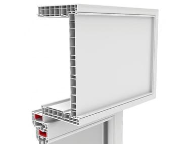 Box for roller shutter Box for roller shutter
