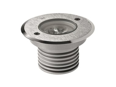 Recessed for outdoor applications Bright 3.4