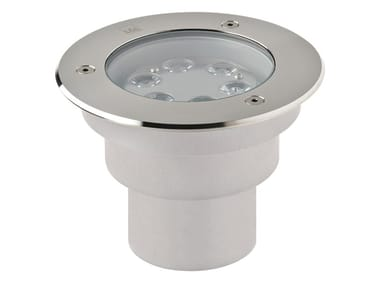 Recessed for outdoor applications Bright 6.0