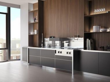 Cucina professionale in acciaio inox C3 | Cucina