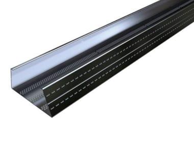 Orditure antisfondellamento in acciaio per soffitti C PLUS 25/60/25 GRATEX