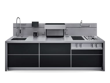Professional stainless steel kitchen C3 | Kitchen