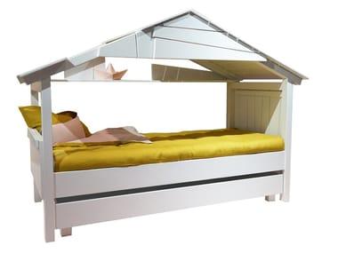 MDF bed CABANE STAR