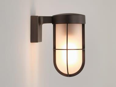 CABIN | Satin glass wall lamp