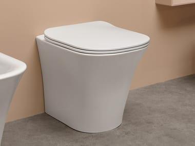 Ceramic toilet CABO | Toilet