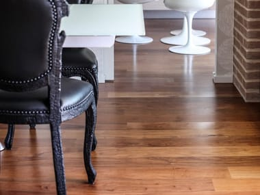 Prefinished wooden parquet CABREUVA