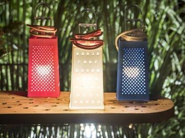 Lampada da tavolo in Laprene® CACIO&PEPE | Lampada da tavolo