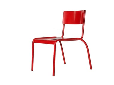 Metal outdoor chair CADIRA | Chair