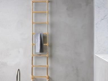 Brass towel warmer CAESAR