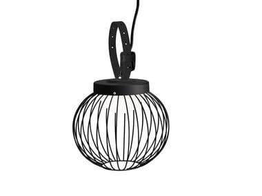 Lampada a sospensione per esterno a LED in alluminio pressofuso CAGE | Lampada a sospensione per esterno