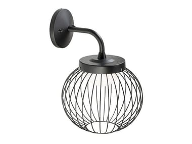 LED die cast aluminium Outdoor wall Lamp CAGE | Outdoor wall Lamp