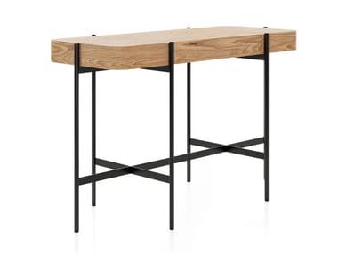 MDF console table / secretary desk CAILLOU | Console table