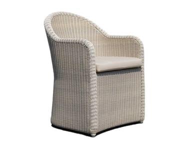 Dining armchair CALDERAN 21124