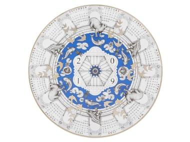 Porcelain plate CALENDÁRIO 2019 | Plate