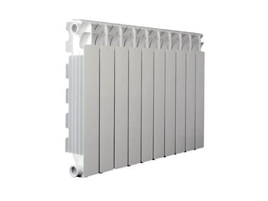 Radiatore in alluminio pressofuso CALIDOR SUPER B4 500 - 10 ELEMENTI