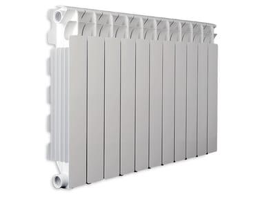 Radiatore in alluminio pressofuso CALIDOR SUPER B4 600 - 11 ELEMENTI