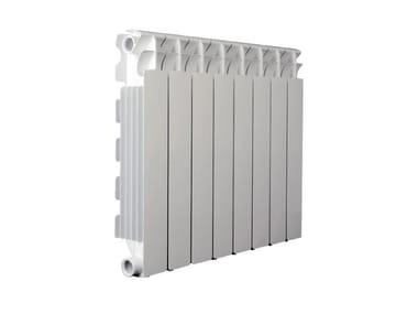 Radiatore in alluminio pressofuso CALIDOR SUPER B4 600 - 8 ELEMENTI