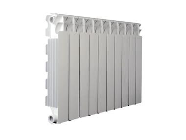 Radiatore in alluminio pressofuso CALIDOR SUPER B4 700 - 10 ELEMENTI