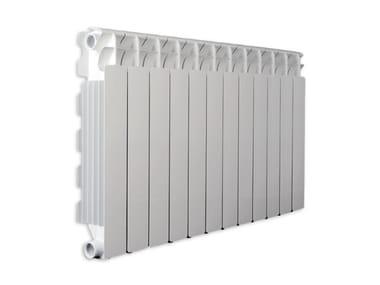 Radiatore in alluminio pressofuso CALIDOR SUPER B4 700 - 12 ELEMENTI