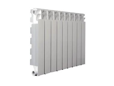Radiatore in alluminio pressofuso CALIDOR SUPER B4 700 - 9 ELEMENTI