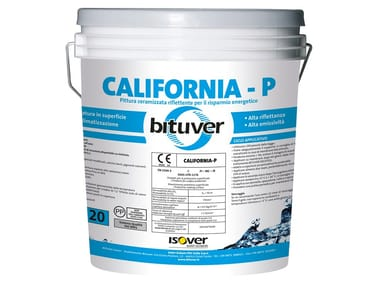 Impermeabilizzazione liquida CALIFORNIA-P