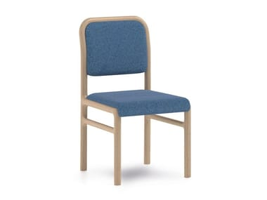 Upholstered fabric chair CAMEO | HEALTH & CARE | Chair