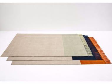Rectangular rug CAMPO