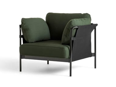Armchair with armrests CAN | Armchair